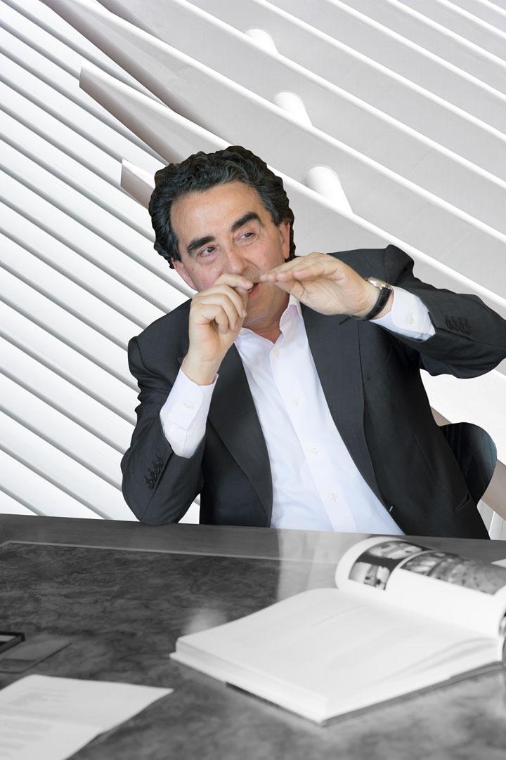 Santiago Calatrava: von der wunderbar erträglichen Leichtigkeit seiner Architektur
