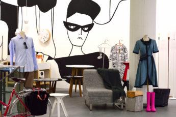 Swissness pur aber modern, urban, chic bitte, der Swiss Design Market Zürich